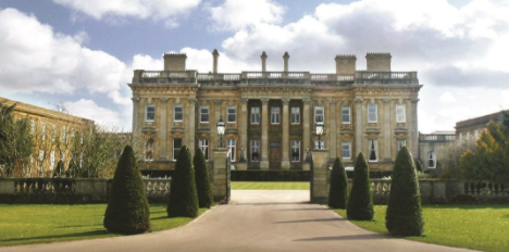 Heythrop park hotel and spa, oxfordshire